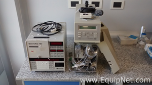 Thermo Separation P2000 HPLC Pump with UV Detector and Autosampler