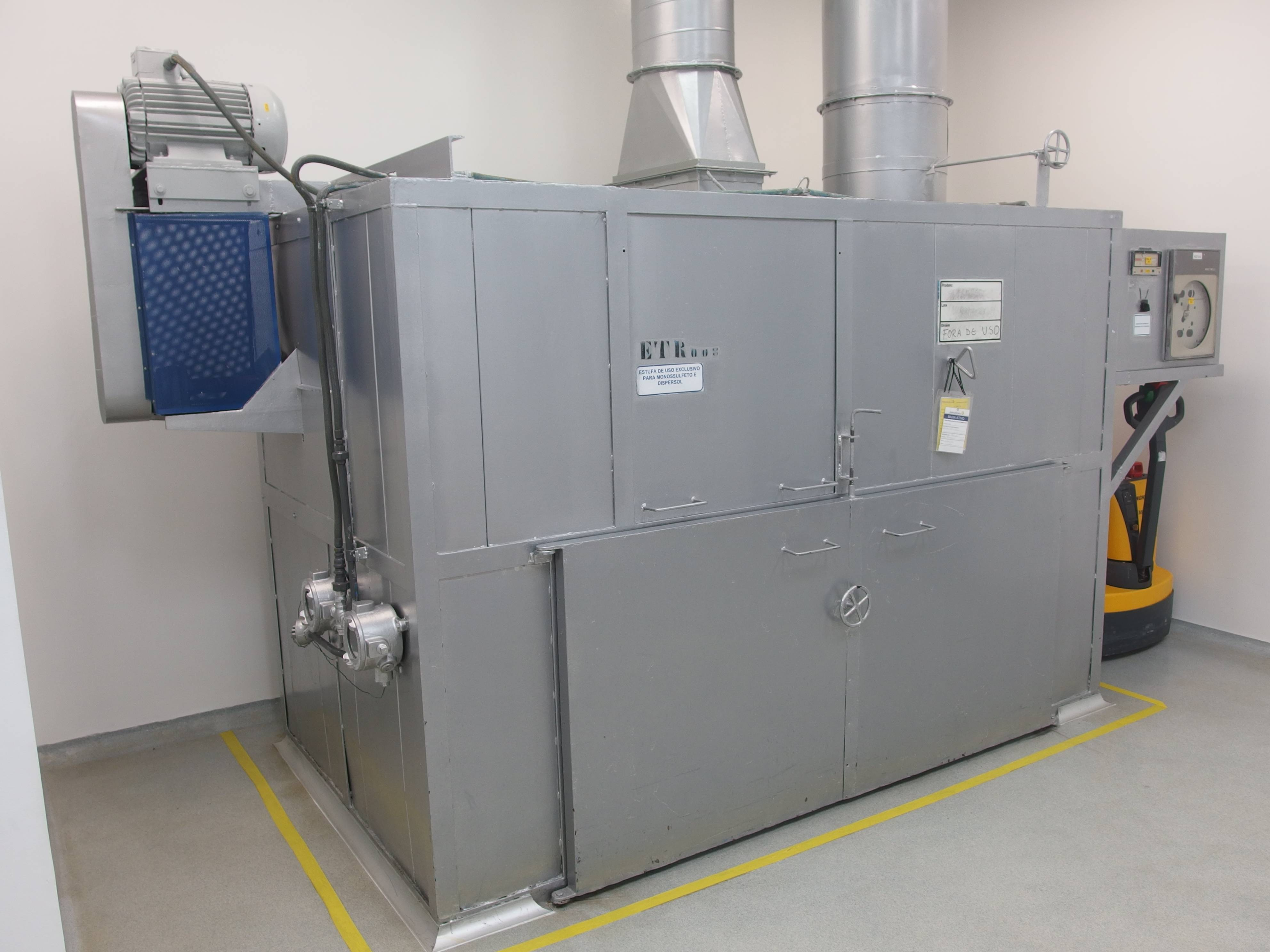 Industrial 60 Degrees Dry Oven