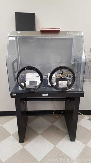 Terra Universal Glove Box Enclosure with Table