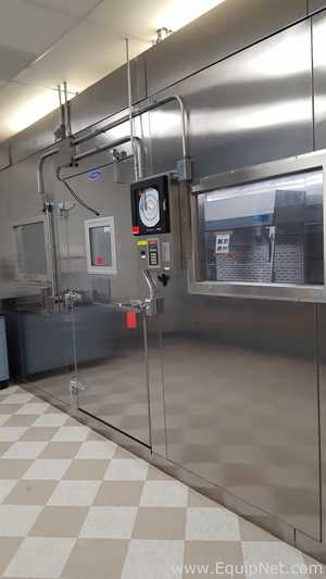 Parameter Generation and Control Stability Chamber with Crown Tonka Panels