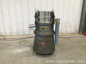 Russell 17300 Sieve on casters