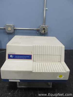 Cambridge Technology Inc 7620 Microplate fluorometer