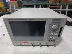 Advantest R3768 300 kHz-8 GHz Network Analyzer