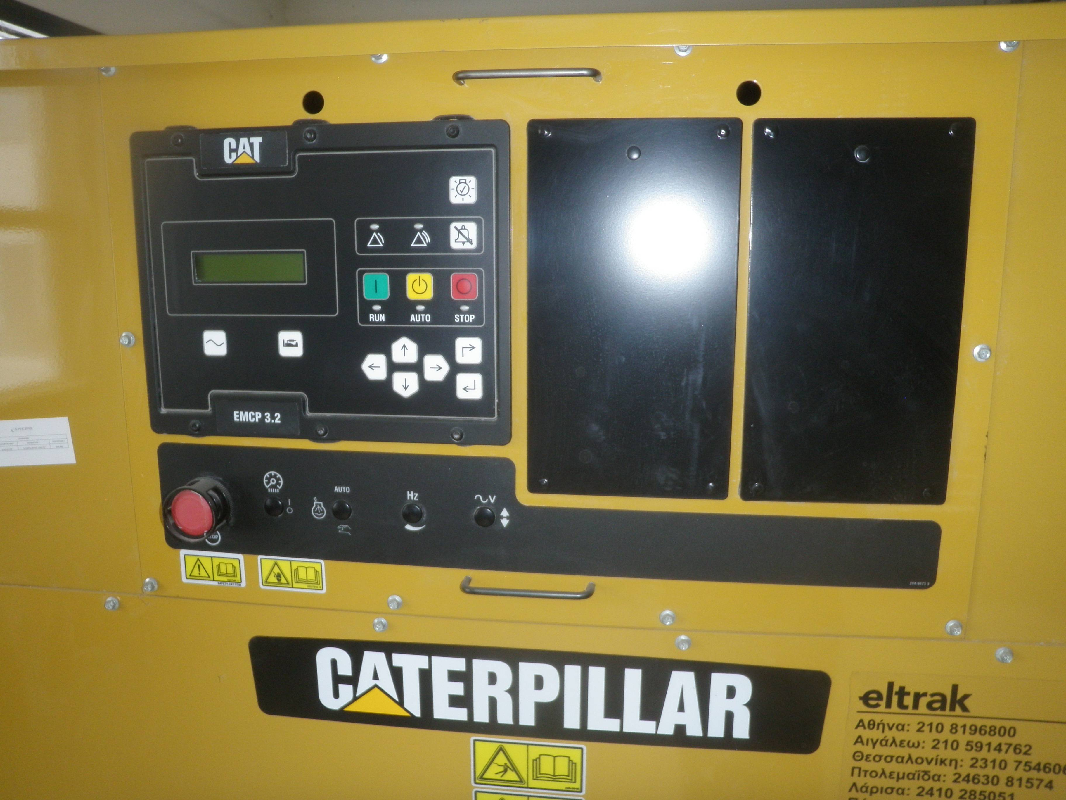 Diesel Generators from Caterpillar Listing
