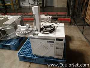 Agilent Technologies 6890N Network GC with G1888 Network Headspace Autosampler