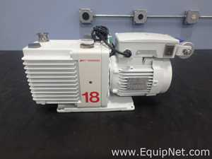 Edwards 18 E2M18 Rotary Vane Dual Stage Vacuum Pump