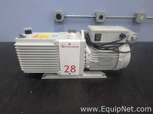 Edwards 28 E2M28 Rotary Vane Dual Stage Vacuum Pump
