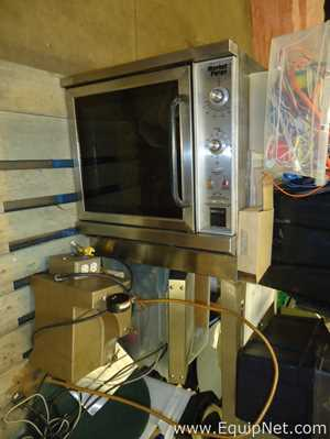 Market Forge Company N2200 Steam Oven