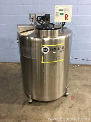 MVE XLC 810HE-190F Cryostorage Unit
