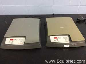 Lot of 2 Amersham Biosciences TE 77 PWR Semi-Dry Transfer Units
