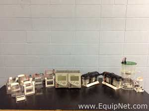 Lot of Assorted Electrophoresis Equipment