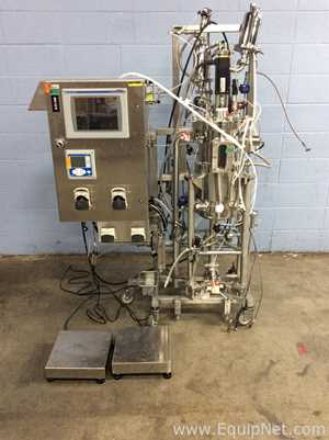 DCI 25 Liter Portable Jacketed Bioreactor