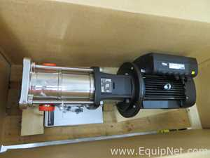 Unused Grundfos CRNE 20-03 Vertical Centrifugal Pump