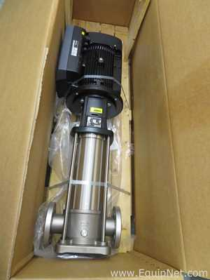 Unused Grundfos CRNE 20-07 Vertical Centrifugal Pump