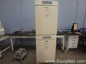 Thermo Fisher Dual Stack Forma Series II Water Jacketed Incubator