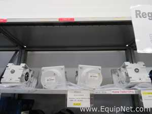 Unused Lot of 6 Lenze GKR04-2N Gearboxes