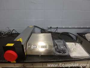 Videojet Technologies Inc Laser Marking System Model 3330 with AD Oracle Fume Extractor