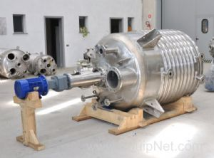 #333614 Unused New Reactor 2500 Liter Stainle