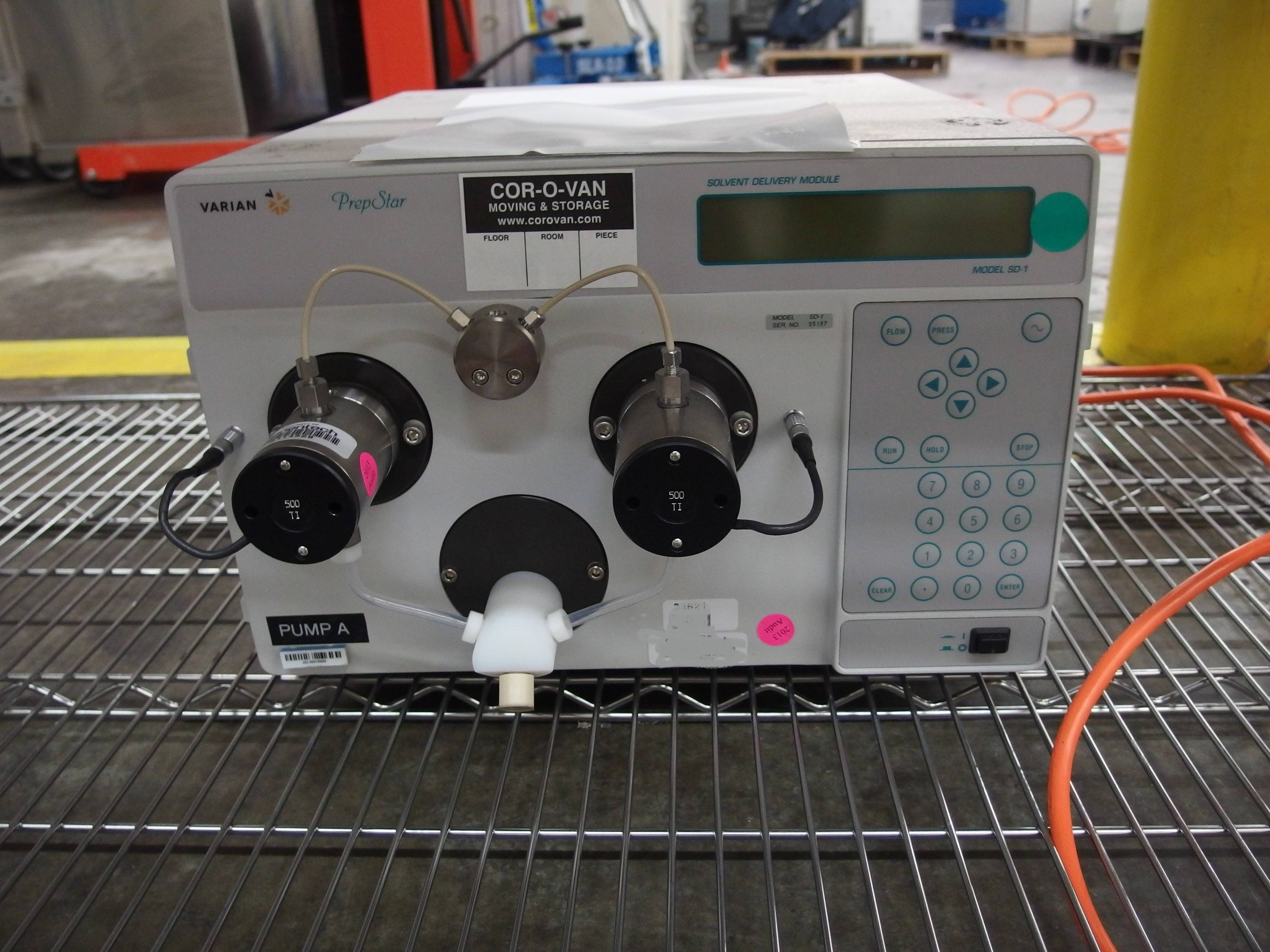 Varian PrepStar SD-1 Solvent Delivery Module