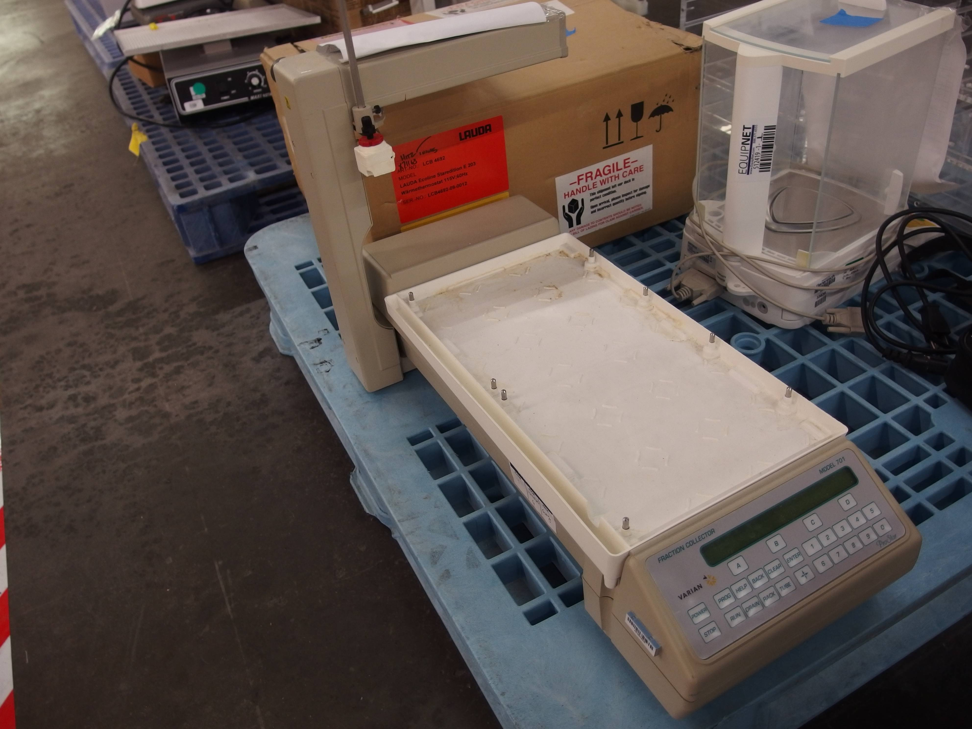 Varian 701 HPLC Foxy Fraction Collector