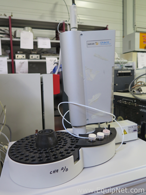 Varian  cp 3800  cp 8410 Chromatography