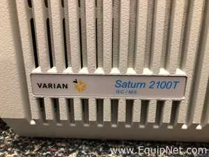 Varian Saturn 2100T Gas Chromatograph GC MS