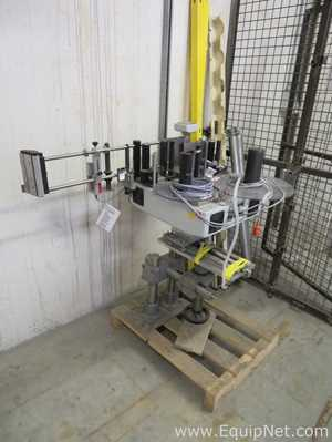 H and B Schleuter ALS 341/L Print and Apply Labeling System