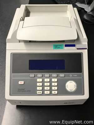 Applied Biosystems GeneAmp PCR System 9700