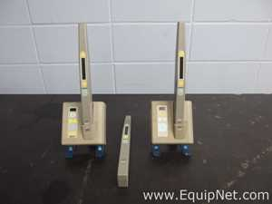 Lot of 3 Bio Medic Data Systems IPTT WRS-6007 Animal Identification Reader Systems