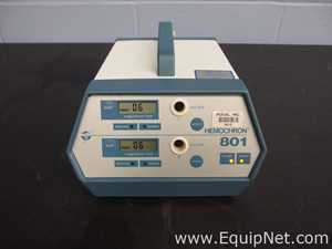 International Technidyne Corporation Hemochron 801 Blood Coagulation Timer