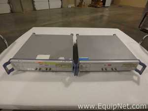 Lot of 2 Rohde and Schwarz AMIQ I/Q Modulation Generators