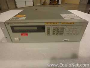 Hewlett Packard 6624A System DC Power Supply