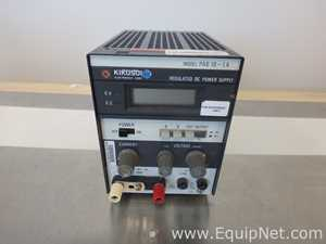Kikusui PAB 18-1A Regulated DC Power Supply