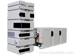 Agilent 6410B Triple Quadrupole LCMS with Agilent 1200 Series HPLC LC System