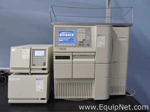 Waters 2695 Alliance HPLC System with Multi Fluorescence Detector and Photodiode Array Detector