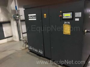 Atlas Copco ZR75 Air Compressor