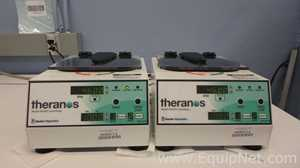 Lot of 2 The Drucker Company 842VES Centrifuge