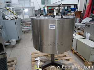 Stainless Steel Cap Orienter with Vibration System