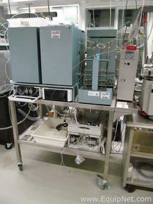 Spark HPLC System with Stacker
