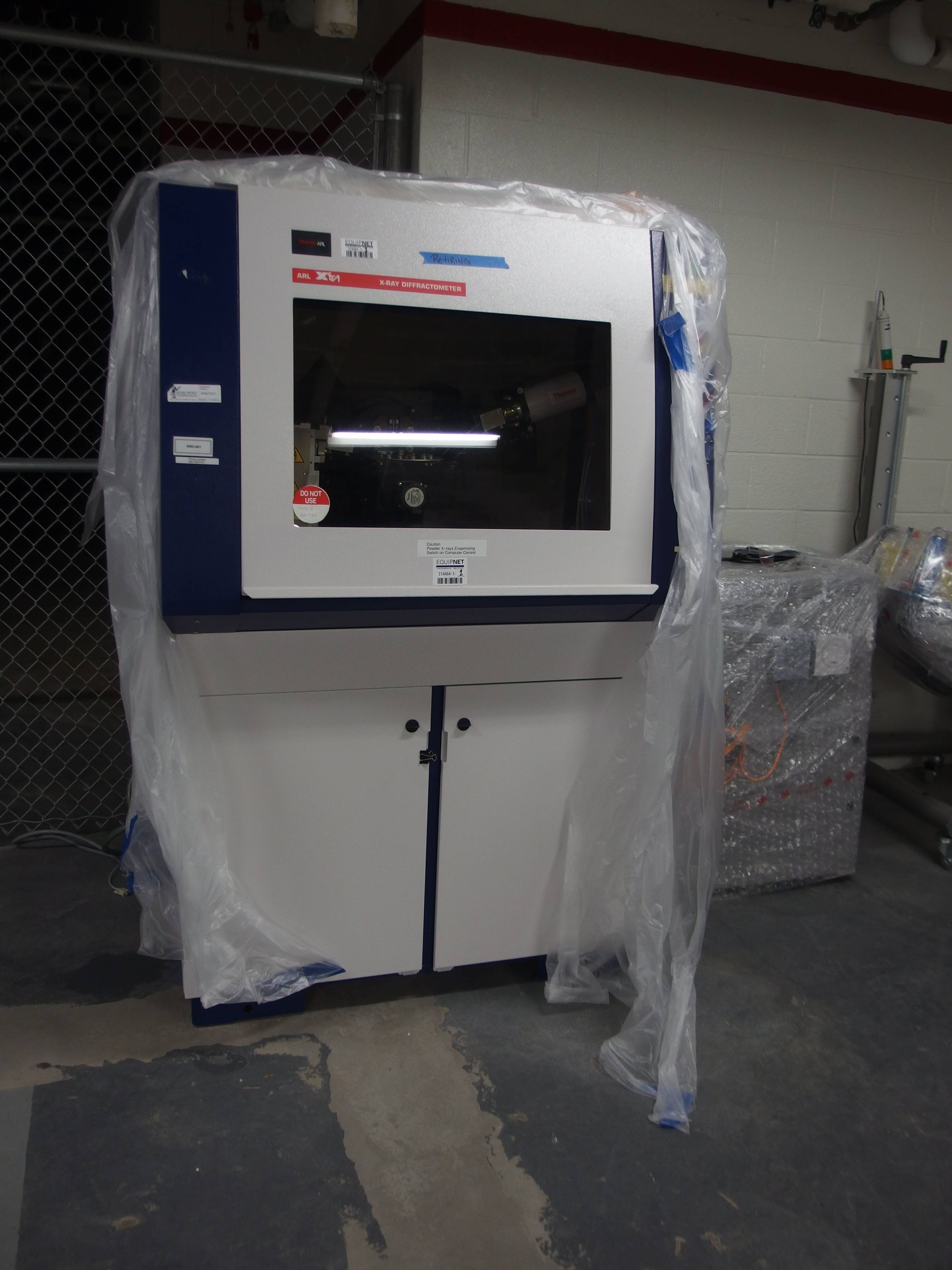 Thermo ARL X-Ray Diffractometer