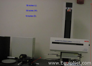 Zeiss Inc. Counterecord 1700SD3 Surface Texture and Contour Measuring Instruments
