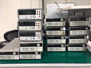 Lot of Miscellaneous Electronic Testing and Measurement Equipment