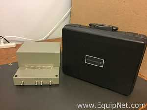 HP 16055A Test Fixture and assessories with carrying case
