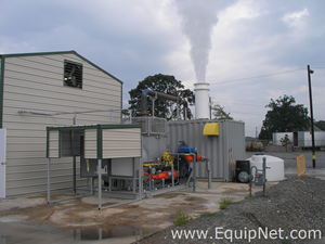 Catalytic Combustion Corporation 500 scfm Thermal Oxidizer