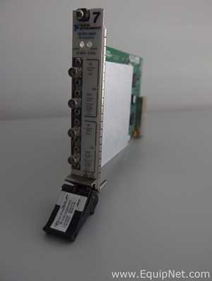 National Instruments NI PXI 5691 Programmable RF Amplifier 50 MHz to 8 GHz
