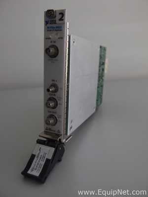 National Instruments NI PXIe 5622 IF Digitizer 16 Bit