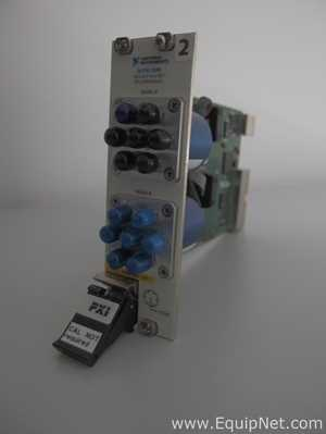 National Instruments NI PXI 2596 Dual 6x1 Multiplexer 26 GHz