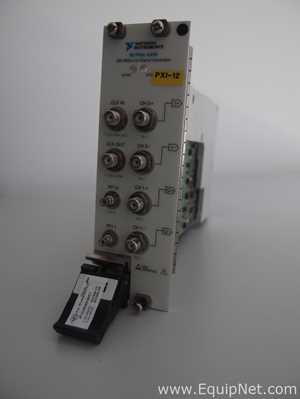 National Instruments NI PXIe 5450 IQ Signal Generator 400 MS/s