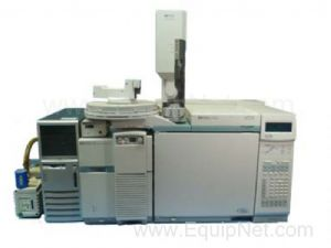 Refurbished Agilent GC, MS with Install and 6 month Warranty