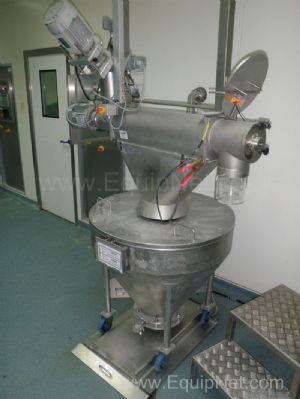 Ceram TS Sieving and powder handling